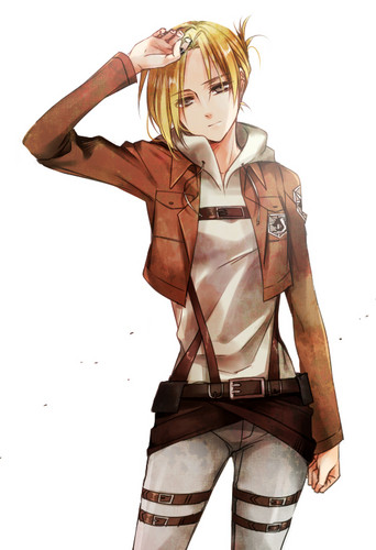 Annie Leonhardt wallpaper possibly with a hip boot, a well dressed person, and an outerwear called Annie