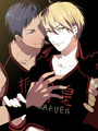 AoKise - yaoi photo