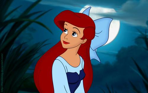 Ariel,my fave Disney princess