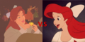 Ariel v.s Anastasia