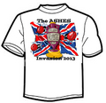 Ashes tee shirt
