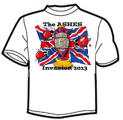 Ashes tee shati