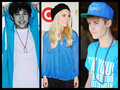 Austin Mahone, AnnaSophia Robb and Justin Bieber - austin-mahone fan art