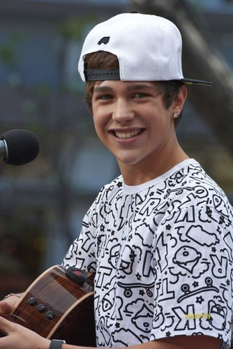 Austin Mahone wallpaper entitled Austin♥