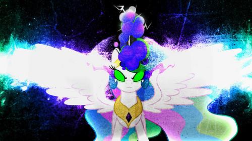 Princess Celestia fond d'écran entitled Awesome Celestia pics
