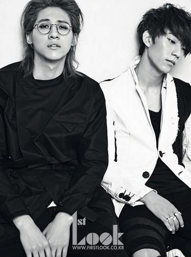 B1A4 1st Look 'Backstreet Boys'