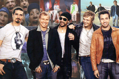 The Backstreet Boys 바탕화면 containing a business suit, a well dressed person, and a suit called Backstreet boys