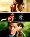 Baelfire & Rumple  - once-upon-a-time fan art
