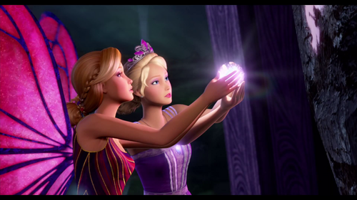 barbie Mariposa and Fairy Princess HQ gambar