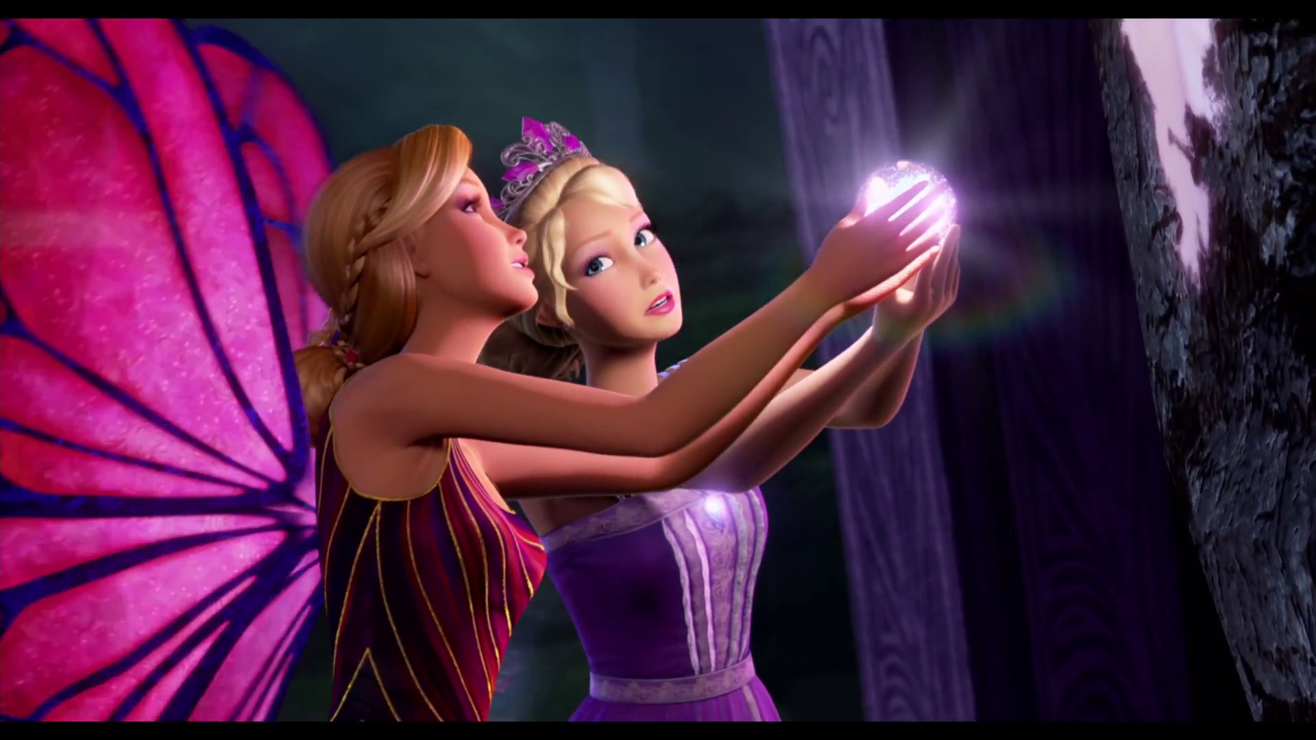 Barbie Mariposa and Fairy Princess HQ images