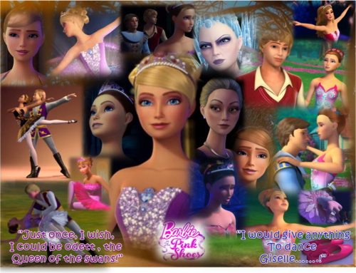 Barbie mix