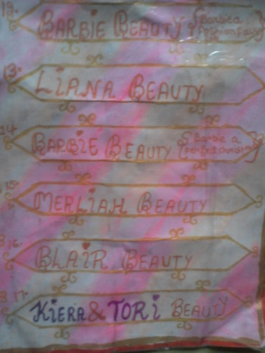Barbie quiz cheques,rules.This quiz is measured by beauty with the help of four lifelines.