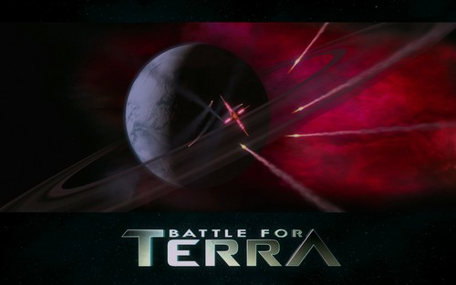Battle for Terra wallpaper