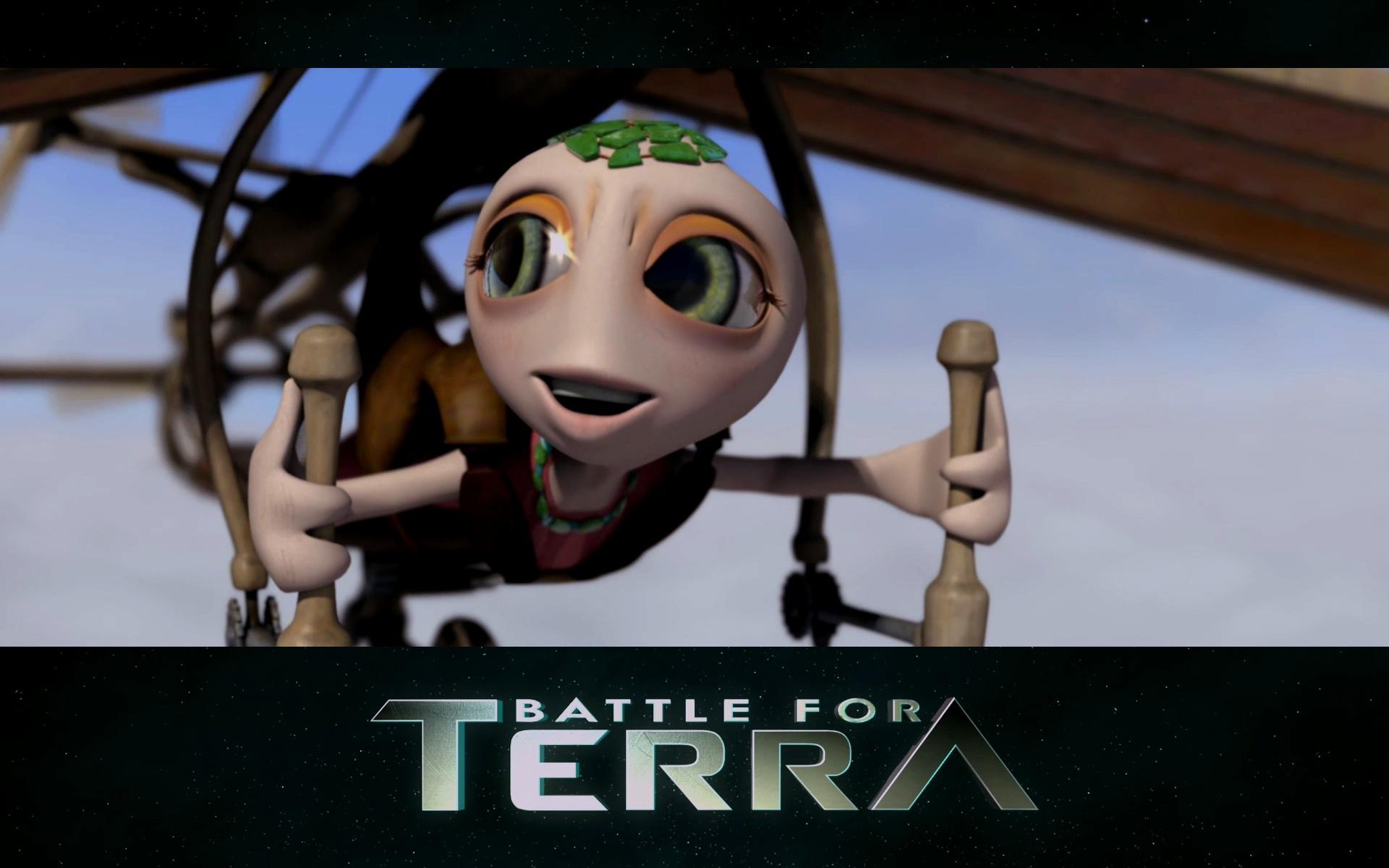 Battle for Terra দেওয়ালপত্র