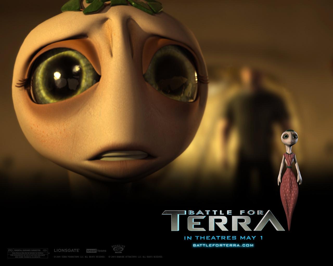 Battle for Terra fondo de pantalla