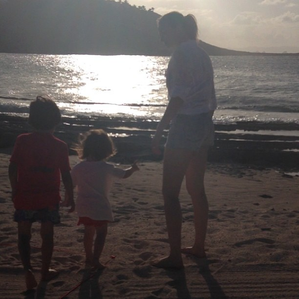 Caroline Celico Beach