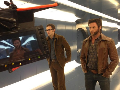 Beast and Wolverine