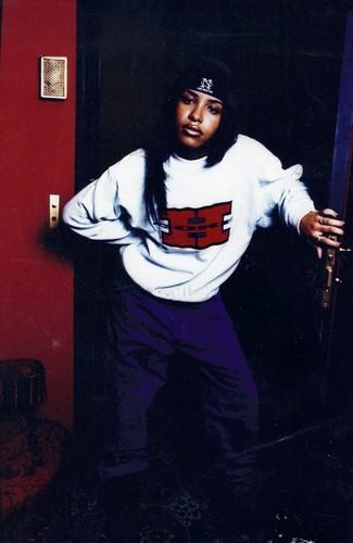 Beautiful Aaliyah *Ultra Rare* AALIYAH.PL