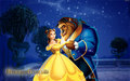 Beauty And The Beast 3D - disney-princess wallpaper