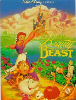 Beauty and The Beast Movie Posters