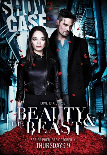 Beauty and the Beast (CW) wallpaper containing a business suit and a well dressed person titled Beauty and the Beast