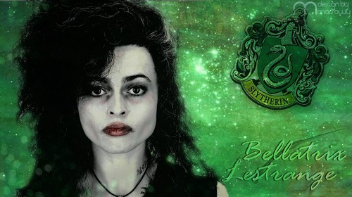 Bellatrix Lestrange fond d'écran possibly with a portrait entitled Bellatrix