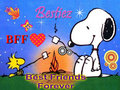 Bffs - snoopy fan art