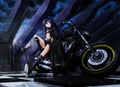 Black ★ Rock Shooter - anime photo