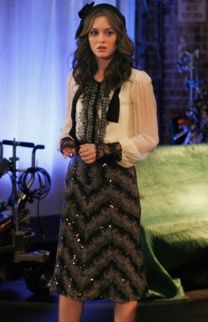 Blair Waldorf wolpeyper possibly containing a kirtle and a dress called Blair Waldorf 2.18