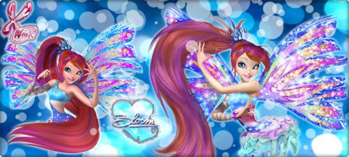 Bloom 3D Sirenix Wallpaper~ - the-winx-club Fan Art
