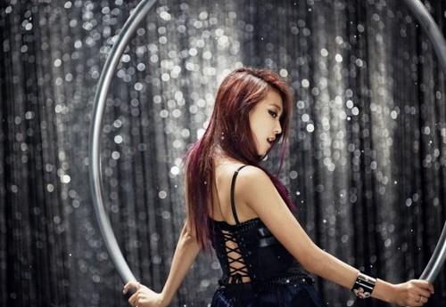 "Bora ""Give It To Me"" Comeback Teasers ~"