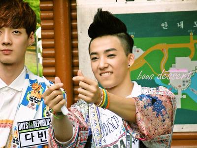 "Boys Republic""Inkigayo fanmeeting"" (Sungjun)"