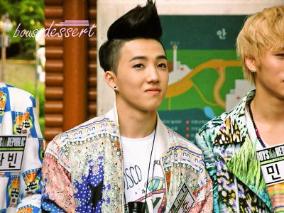 "Boys Republic ""Inkigayo fanmeeting"" (Sungjun)"