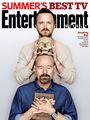 Breaking Bad - Season 5 - EW Magazine Cover  - breaking-bad photo