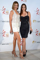 Brenda Strong and Julie Gonzalo attend 'The Young and the Restless' - julie-gonzalo photo