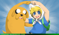 Bro Fist - adventure-time-with-finn-and-jake fan art