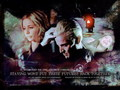 Buffy & Spike - buffy-the-vampire-slayer wallpaper