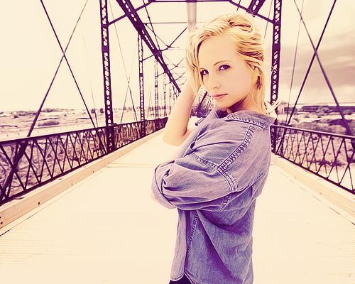 Candice Accola wallpaper called C <3