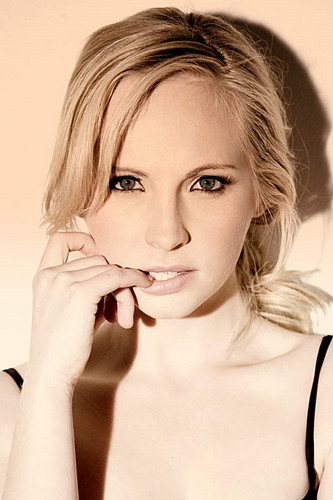Candice Accola wallpaper containing a portrait entitled C <3