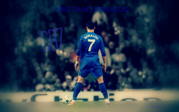 CRISTIANO RONALDO WALLPAPER HD 2013