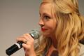 Candice at Love&Blood ItaCon (May 2013) - candice-accola photo