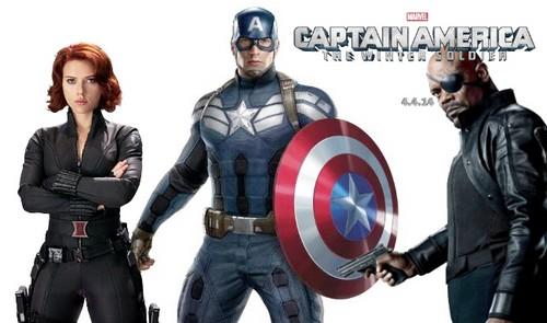 Cap: The Winter Soldier