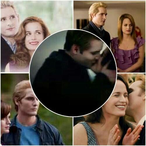 Carlisle & Esme Cullen