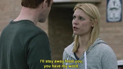 Carrie & Brody// Season One