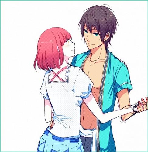 Cecil & Haruka