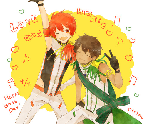 Cecil and Otoya