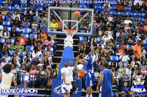 Chaifetz Arena (Celebity Basketball)