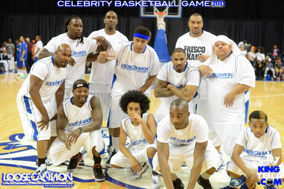 The 9th Annual Watson Celebrity Charity Basketball Game ...