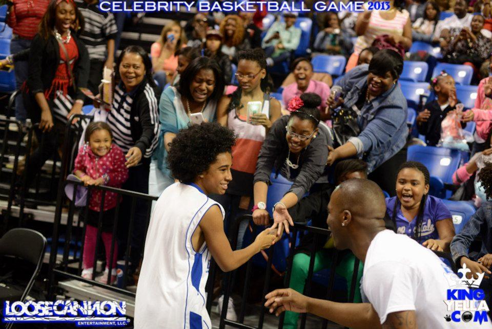 Loosecannon Celebrity Basketball Game   FOX2now.com