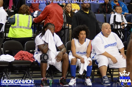Chaifetz Arena (Celebrity Basketball)